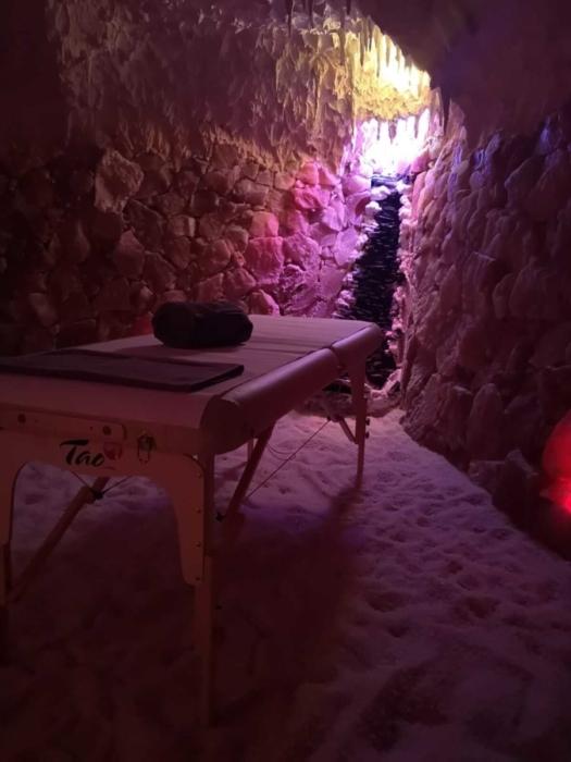 Massaggio in grotta 2